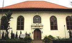 Gereja Sion Jakarta, Gereja Bersejarah di Kota Jakarta