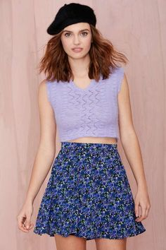 After Party Vintage Delilah Skirt | Shop What's New at Nasty Gal