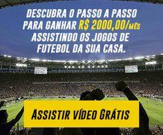 Ganhar dinheiro com futebol - DINHEIRO NO PONTO