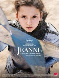 First Poster for Historical-Drama 'Joan of Arc' - Premiering at Cannes Film Festival from Acclaimed Director Bruno Dumont Jeanne D'arc, Charles Peguy, Ip Man 4, Female Cop, Scary Stories To Tell, Camille Claudel, Life Of Crime, Film Streaming Vf, Soundtrack