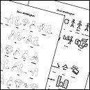 A wide variety of resources to help you learn Makaton, develop your skills, and have fun! Sign Language Alphabet, Speech And Language, Makaton Signs British, British Sign Language, Inclusive Education, Special Educational Needs, Disability Awareness, Eyfs