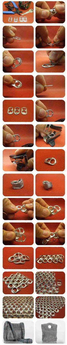 Epic Pictures / What you can accomplish using a few pull tabs