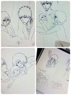 Ichi's and Ruki's child.