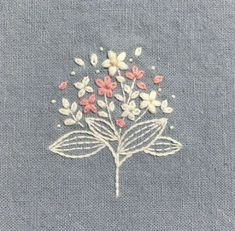 Embroidery And Screen Printing between Simple Embroidery Blouse Designs Images; Simple Embroidery Designs For Tablecloth above Simple Embroidery Flower Patterns Embroidery Hoop Crafts, Hand Embroidery Videos, Embroidery Flowers Pattern, Simple Embroidery, Embroidery Supplies, Hand Embroidery Stitches, Silk Ribbon Embroidery, Hand Embroidery Designs, Crewel Embroidery