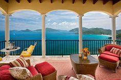 AnaCapri Estate : Cooten Bay : Tortola Villas - Caribbean Villas