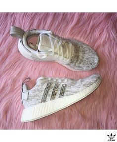 e80f9d1dd Adidas NMD White and Grey Bling Trainers UK Nmd White