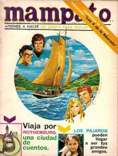 Biblioteca Junto al Mar: Dibujantes Chilenos y las Portadas en Mampato