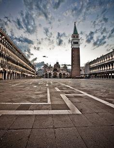 Piazza San Marco in Venice