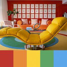 CMYLK des intérieurs design par Anthony Baratta decodesign / Décoration