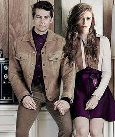 Stiles e Lydia #stydia