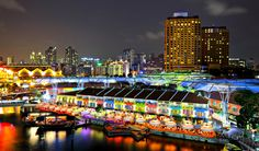 Singapore is a huge city with several district articles containing sightseeing, restaurant, nightlife and accommodation. Singapore is a city-state in Southeast Asia.