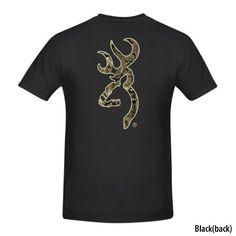 Gander Mountain® > Browning Unisex Camo Buckmark Short-Sleeve Tee - Apparel > Men's Apparel > T-Shirts :