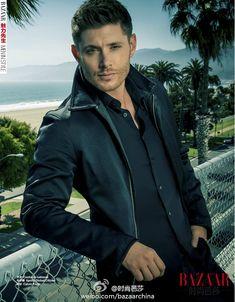 Best quality yet! #Jensen #Harper's Bazaar China