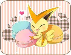 I love the macaron