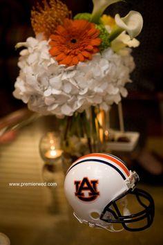 Auburn birthday party!  www.premierwed.com