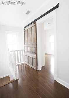 Barn doors today are becoming part of interior decoration in many houses because they are stylish. When building a barn door on your own, barn door hardware kit