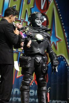 Star Trek Las Vegas 2014 Costume Contest, self as Borg