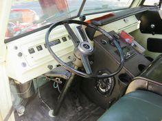 Interior of Dodge A100 (1964–1970)