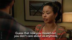Mariana tells it like it is! | The Fosters