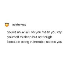 Aries Zodiac Facts, Aries Astrology, Aries Quotes, Aries Horoscope, Fact Quotes, Words Quotes, Pisces Lover, Aries Love, Aries Funny