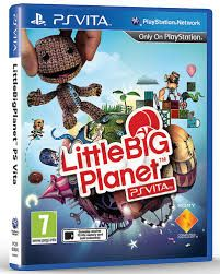 Resultado de imagen para little big planet PS vita