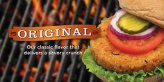The Original Qrunch Burger - QRUNCH Foods