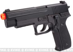 KWA M226 PTP Full Metal Airsoft Gas Blowback Pistol, Airsoft Guns, Gas Airsoft Pistols, KWA - Evike.com Airsoft Superstore $160