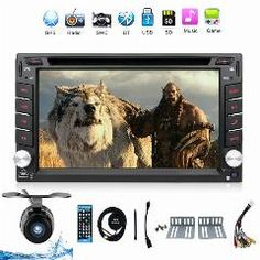 [ $36 OFF ] New Store!car Electronic 2 Din Car Dvd Player Gps Navigation 6.2Inch 2Din Universal Car Radio In Dash Stereo Video Free Map