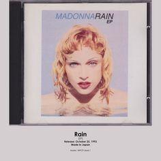CD EP  #madonna #madonnafamily #madonnacollector #madonnacollection #madonnafans #madonnafan #bitchimmadonna #queenmadonna #madonnaworld #rebelheart #rebelhearttour #music #icon #queen #maxi  #boytoy #mdna #cd #vinyl #album #1993 #erotica #rain #gayguy #instagay #gayman #gayboy #gay #japan by my_madonna_collection