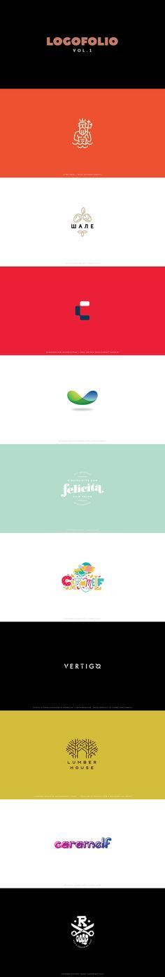 Logofolio vol.1 on Behance
