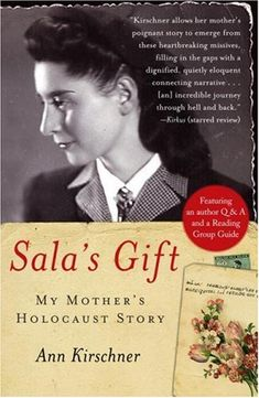 Sala's Gift: My Mother's Holocaust Story by Ann Kirschner http://www.amazon.com/dp/1416541705/ref=cm_sw_r_pi_dp_UMM6tb1MS9PJ3