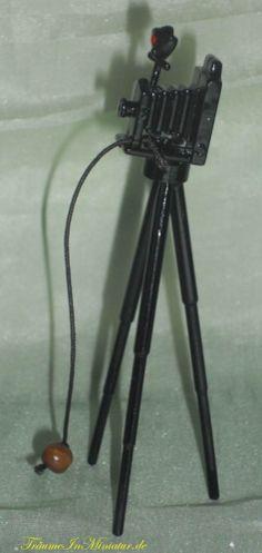 Popular Kamera auf Stativ