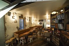 The Leadbelly NYC - Interior Design by Phil Winser  Kate Dougherty