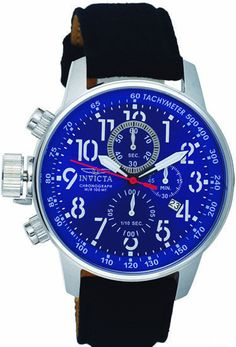 Invicta Men's I-Force 1513 Stainless Steel & Cloth Watch