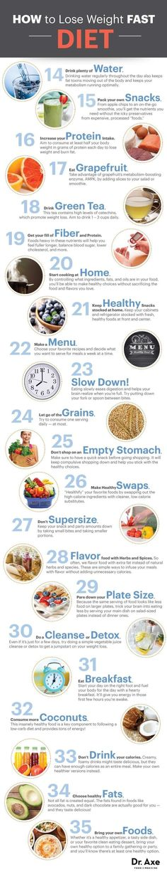 Or maybe it's plateaued? Then try several of these 49 secrets to losing weight more quickly! They are tried-and-true!