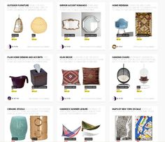 Wantlets that help you make your home beautiful .  Coolonsale.com allows shoppers to created personalized sales outlets for your favorite designers stores and themes. coolonsale.com finds things you want for you  when they arrive and lets you know. A new smart way to shop