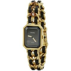 58f4156bd4d4 Pre-owned Chanel Premiere Watch