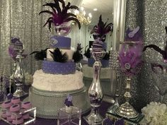 Masquerade Pretty Night  | CatchMyParty.com