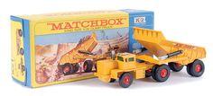 Matchbox Kingsize No.K2 KW Dart Dump Truck