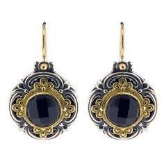 Women's Konstantino Drop Earrings (52.300 RUB) ❤ liked on Polyvore featuring jewelry, earrings, handcrafted jewelry, hand crafted jewelry, konstantino earrings, pearl jewellery and handcrafted earrings