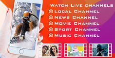Live TV  Android app Script Download  You will able to watch live streaming TV on your mobile device at anywhere and any time with multiple channels like TV, News,Star entertainment,Music,Sports Watch your favorite TV channels as well as Recently Added Channel in your mobile phone You can watch TV online for 24 hours.  Both in India... http://freenetdownload.com/live-tv-android-app-script-download/