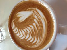 Flat white from Tiong Bahru Bakery