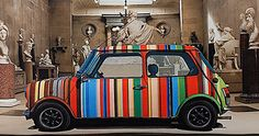 PAUL SMITH ' MINI ' PRINT HOLLDAL