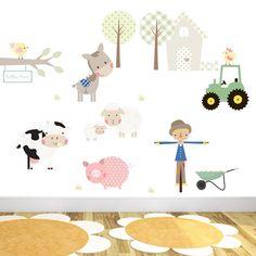original_willow-farm-fabric-wall-stickers.jpg 900×900 pixels