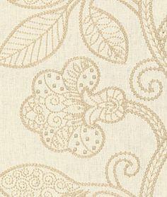 Kravet 33065.16 Artisan Stitch Natural Fabric - $229.6   onlinefabricstore.net