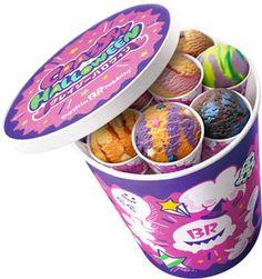 【サーティワンの楽しいハロウィン】「コットンキャンディ☆パーティー」など限定フレーバーが登場!   9月25日(月)スタートです! #サーティワン #31 #ハロウィン #アイス #限定
