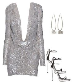 """""""Verona Queen"""" by veronaqueen ❤ liked on Polyvore featuring Giuseppe Zanotti and Messika"""