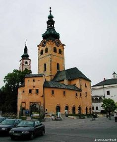 I have fond memories of this Church, located in Banska Brystrica, Slovakia