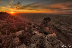 Sunrise on Top of Texas | by Chris R. Little