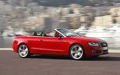 Image Result For Audi A Cabriolet Red